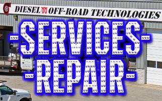 Full Service Diesel Repair